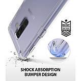 Чохол Ringke Fusion для Samsung Galaxy A6 Plus Clear, фото 9