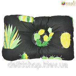 Ортопедична подушка для новонароджених (дизайн 17)