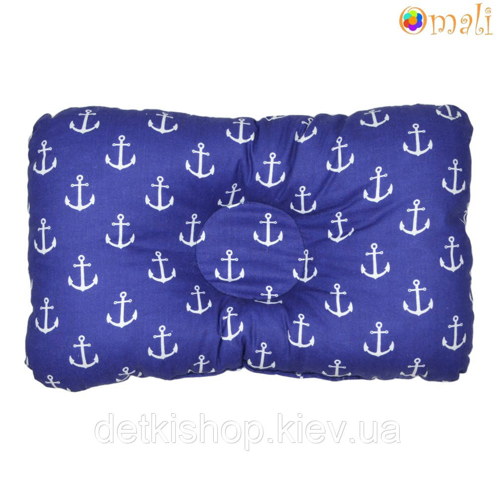 Ортопедическая подушка для новорожденных (дизайн 18)