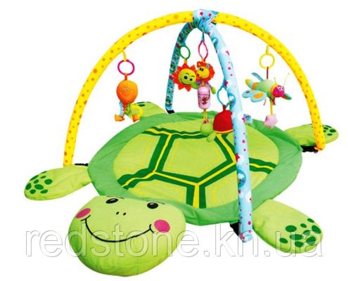 Развивающий коврик Черепаха 898-112В для новорождённых
