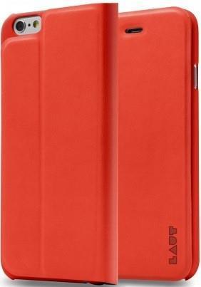 Чехол-книжка для iPhone 6/6s Laut Apex Mirror Red (LAUT_IP6_FOM_R)