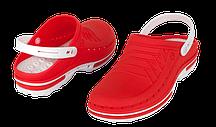 Профессиональная обувь WOCK модель CLOG with strap