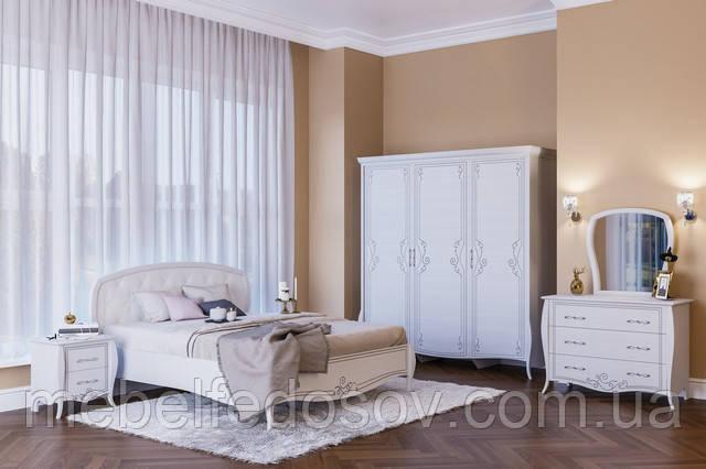 Модульная спальня  Тереза  (Світ мебелів)