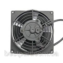 Вентилятор Spal 12V, толкающий, VA69A-A101-87S