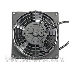 Вентилятор Spal 24V, штовхає, VA69A-B101-87S