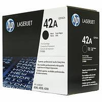 Заправка картриджа HP 42A (Q5942A) для принтера LJ 4250dtn, 4350DTN