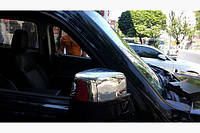 Хром накладки на зеркала Dodge Nitro (Додж Нитро)