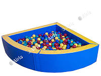 Сухой бассейн угловой Airis, разные размеры, фото 1