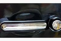Хром накладки на ручки Dodge Nitro (Додж Нитро)
