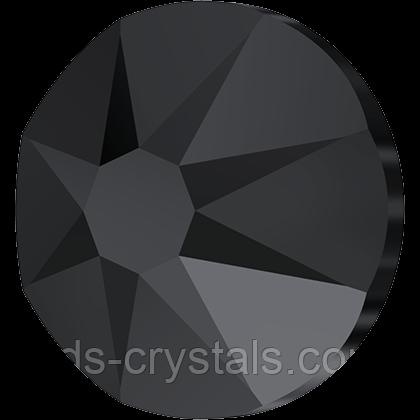Кристаллы Сваровски клеевые холодной фиксации 2088 Jet  F(280)