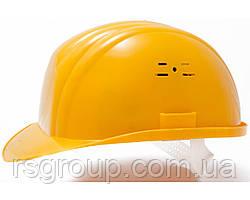 Каска строительная Украина (цвет желтый)