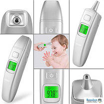 FANRY Medical Digital Ear and Forehead Thermometer, фото 2