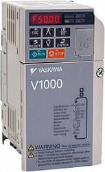 Частотный преобразователь CIMR-VC4A0005BAA