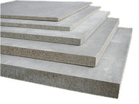 ЦСП, цементно-стружечная плита 1600 х 1200 х 10мм, строительство быстровозводимых  конструкций
