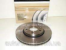 Тормозной диск передний на Рено Трафик 01> DELPHI — BG3768