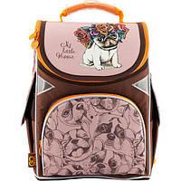 Рюкзак школьний каркасний GoPack GO18-5001S-8