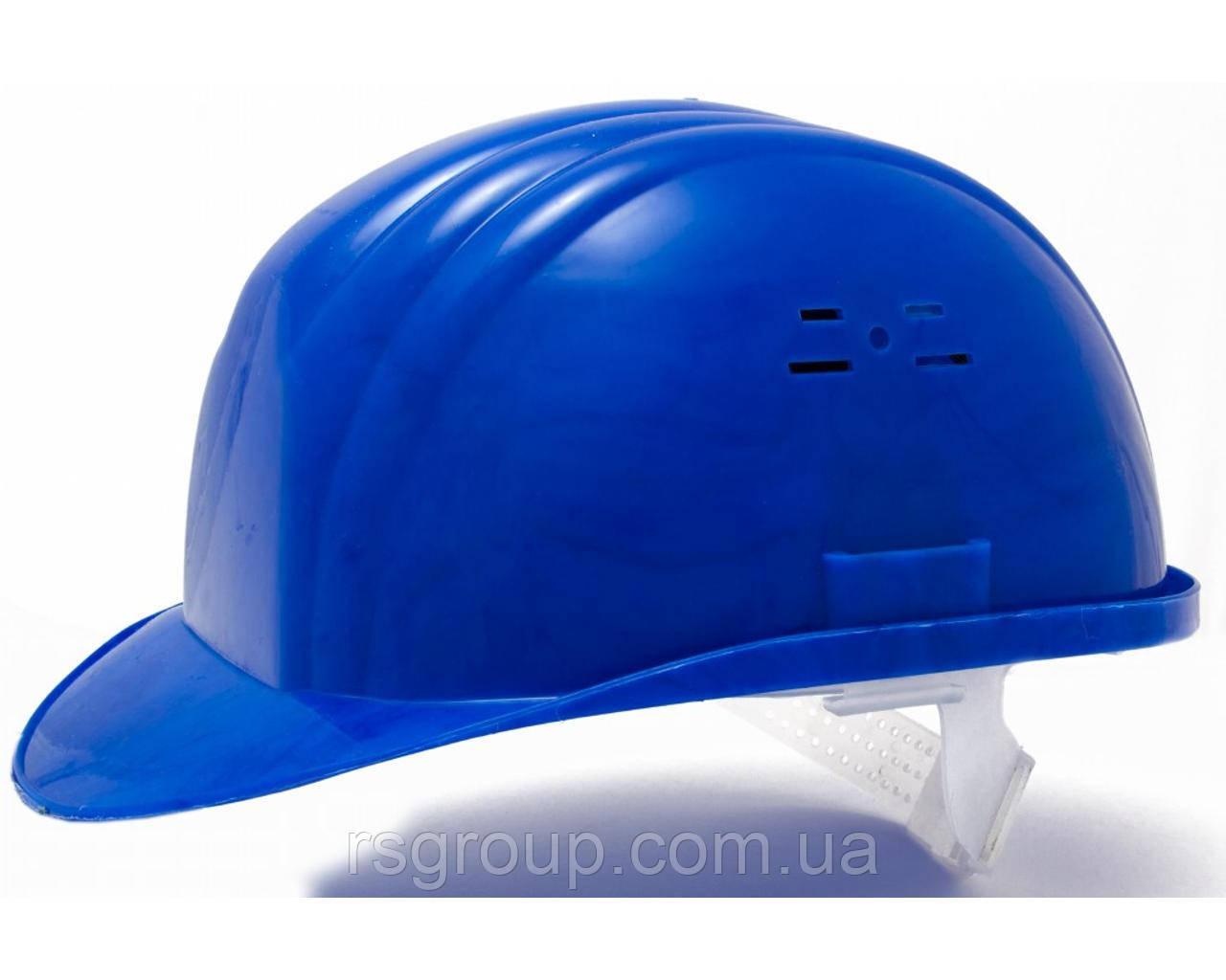 Каска строительная Украина (цвет синий)