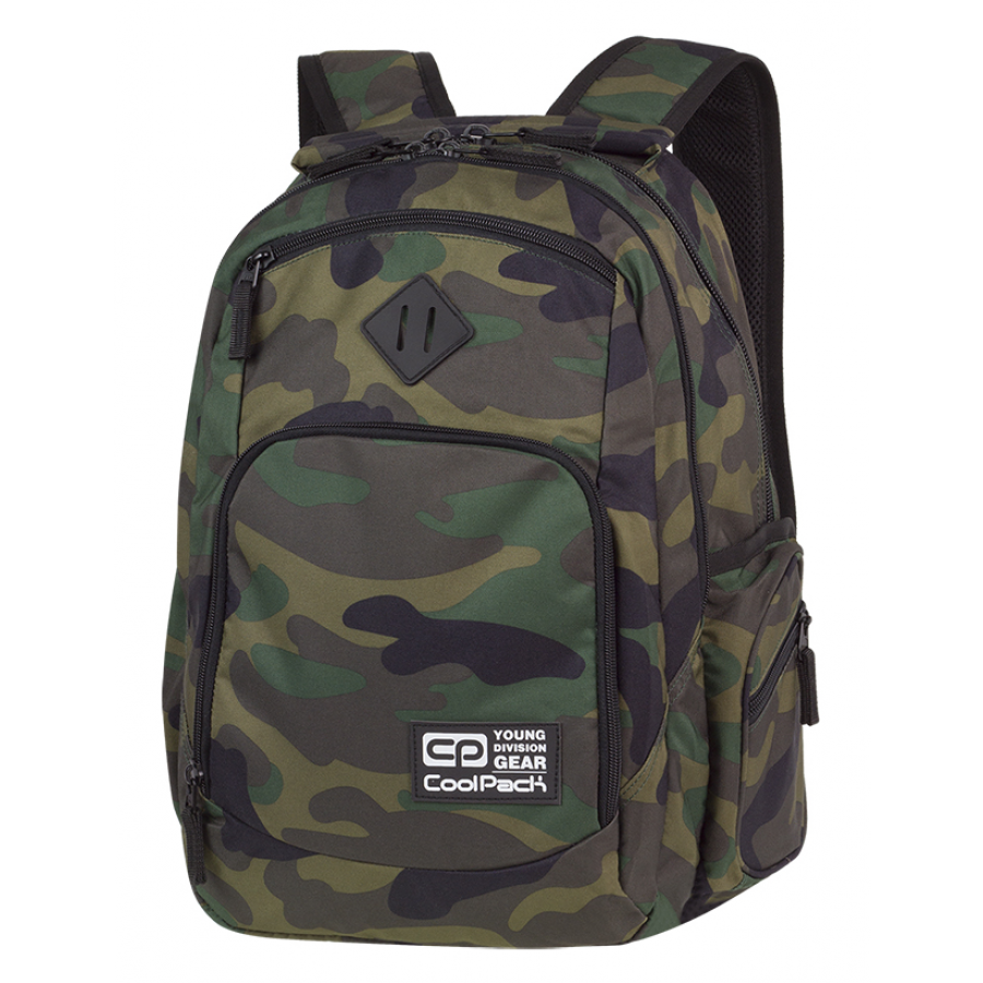 CoolPack BREAK 29L CAMOUFLAGE CLASSIC