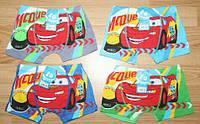 Трусы-боксерки для мальчика 4-7 лет тачки оптом