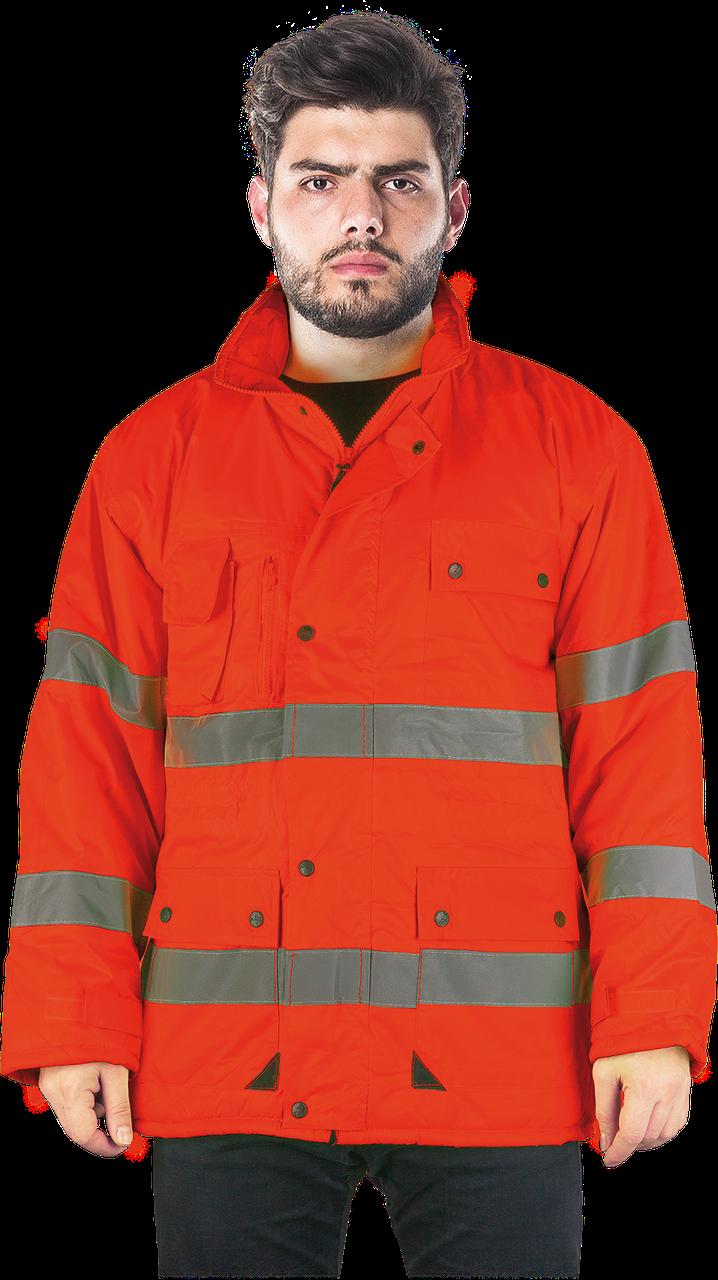 Куртка K-BLUER C утепленная рабочая Reis Польша (зимняя рабочая одежда)