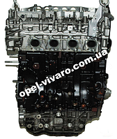 Двигатель 2.3DCI rn M9T 880 110 кВт Renault Master III 2010-2018