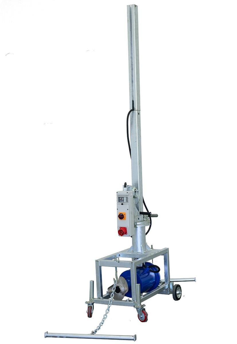 Погружной миксер (мешалка) для навоза WMG-230