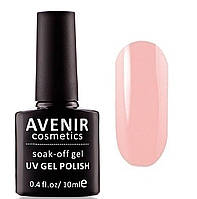 Гель-лак AVENIR Cosmetics №2. Голливудский розовый френч, фото 1