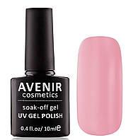 Гель-лак AVENIR Cosmetics №3. Пастельно-розовый френч