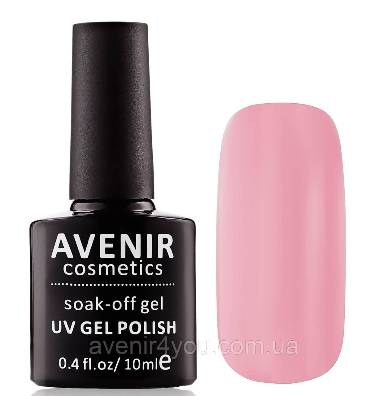Гель-лак AVENIR Cosmetics №3. Пастельно-розовый френч, фото 1