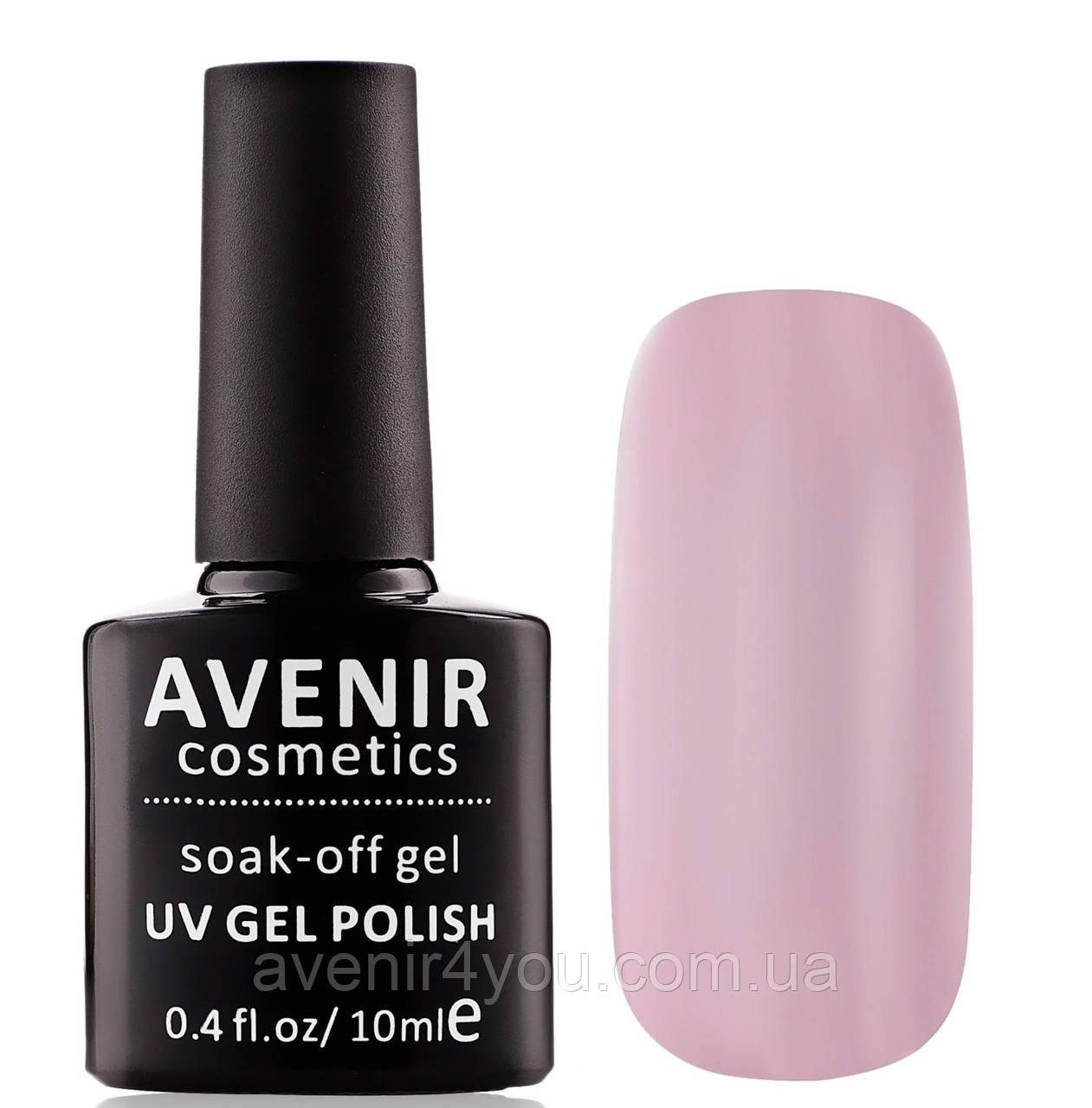 Гель-лак AVENIR Cosmetics №4. Зефирный френч