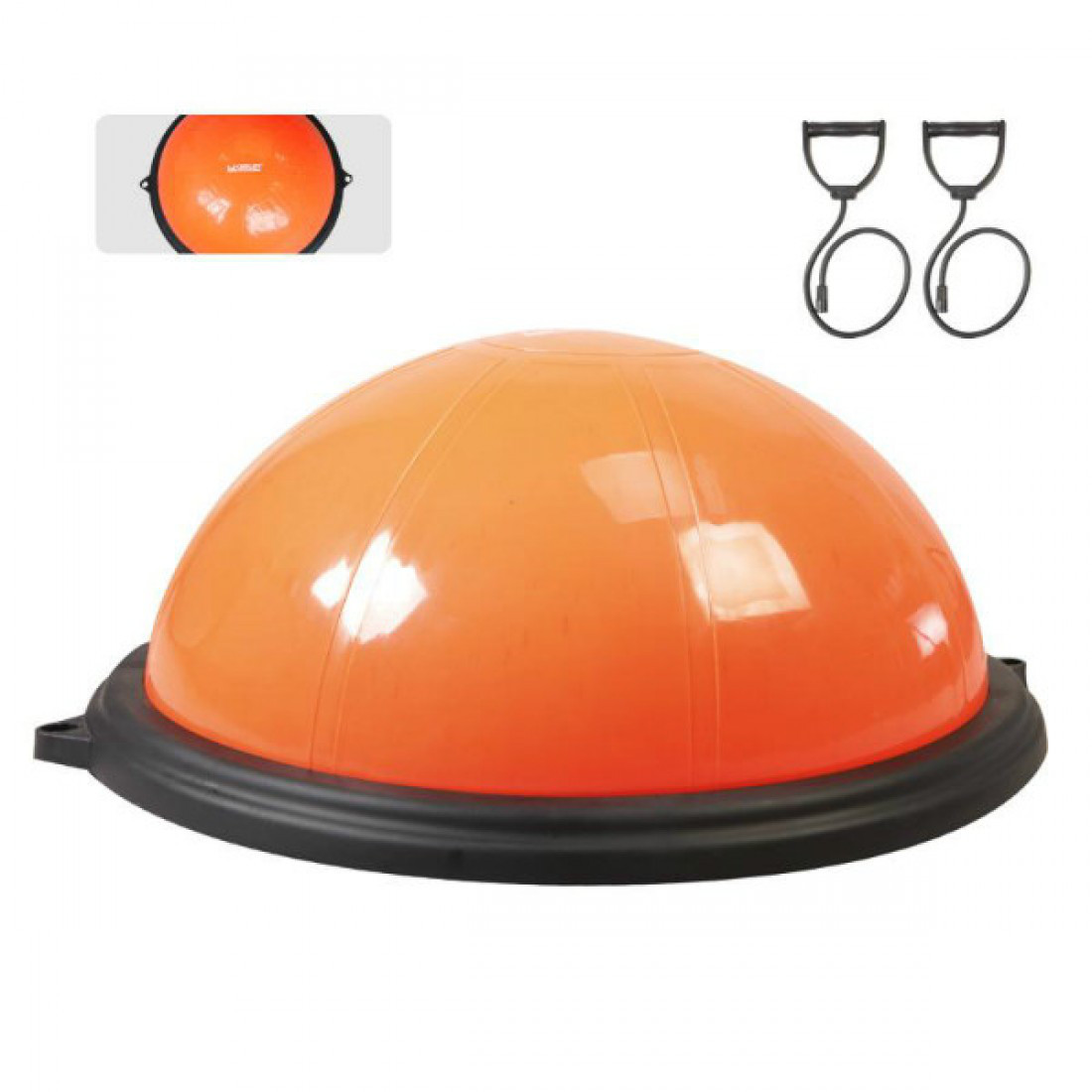 Балансировочная полусфера LiveUp Bosu Ball