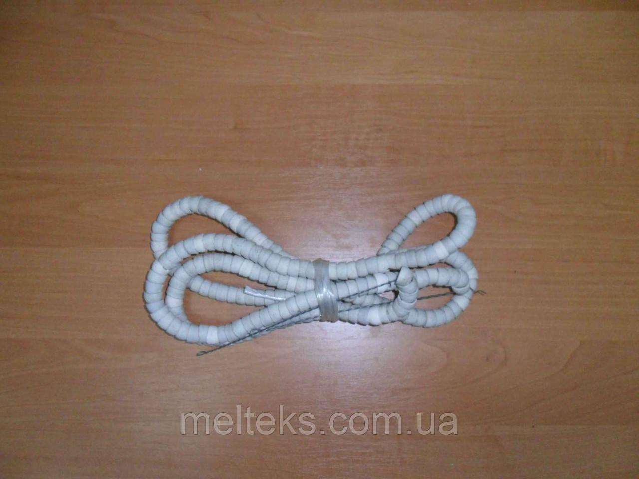 Спираль в бусах для электроплит ПЭСМ 4, КЭ 0,12, ПЭ 0,51, ЭП