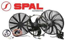 Вентилятори SPAL Італія