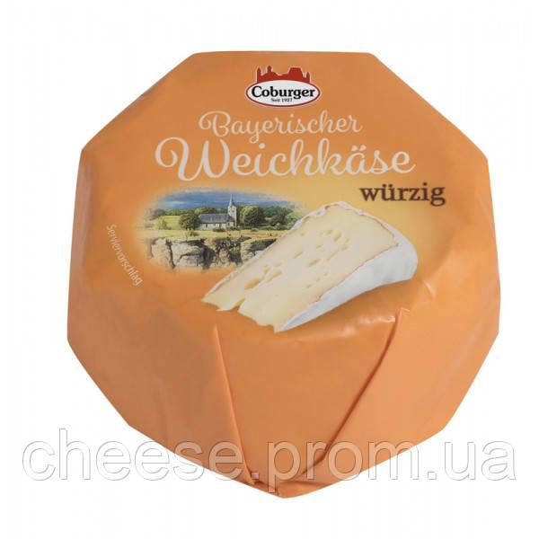 Сыр Баварский острий 150г Coburger