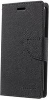 Чехол-книжка Goospery для Lenovo Vibe K6 Note Black