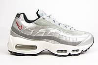 Кроссовки женские в стиле Nike Air Max 95 код товара TG-№81. Серебристые f73ea775dfc