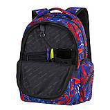 Рюкзак школьный СoolPack Flash  HAWAIAN BLUE 46x33x19 см 29  литров (88084CP), фото 2