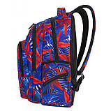 Рюкзак школьный СoolPack Flash  HAWAIAN BLUE 46x33x19 см 29  литров (88084CP), фото 4