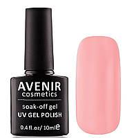 Гель-лак AVENIR Cosmetics №18. Персиково-розовый