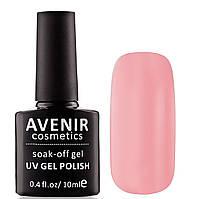 Гель-лак AVENIR Cosmetics №19. Телесный розовый