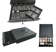 JEPOD JP-001 A-4042 денежный ящик \ бокс для купюр металл POS LAN