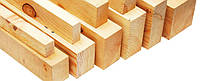 Брус сухой строганный для СИП панелей 60х96, 60х136, 60х176 мм.