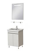 Мини-комплект мебели для ванной комнаты Ариадна/ СВ 60-65 Ювента
