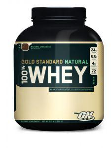 ON Naturally Gold Standard 100% Whey 2,18 кг - strawberry