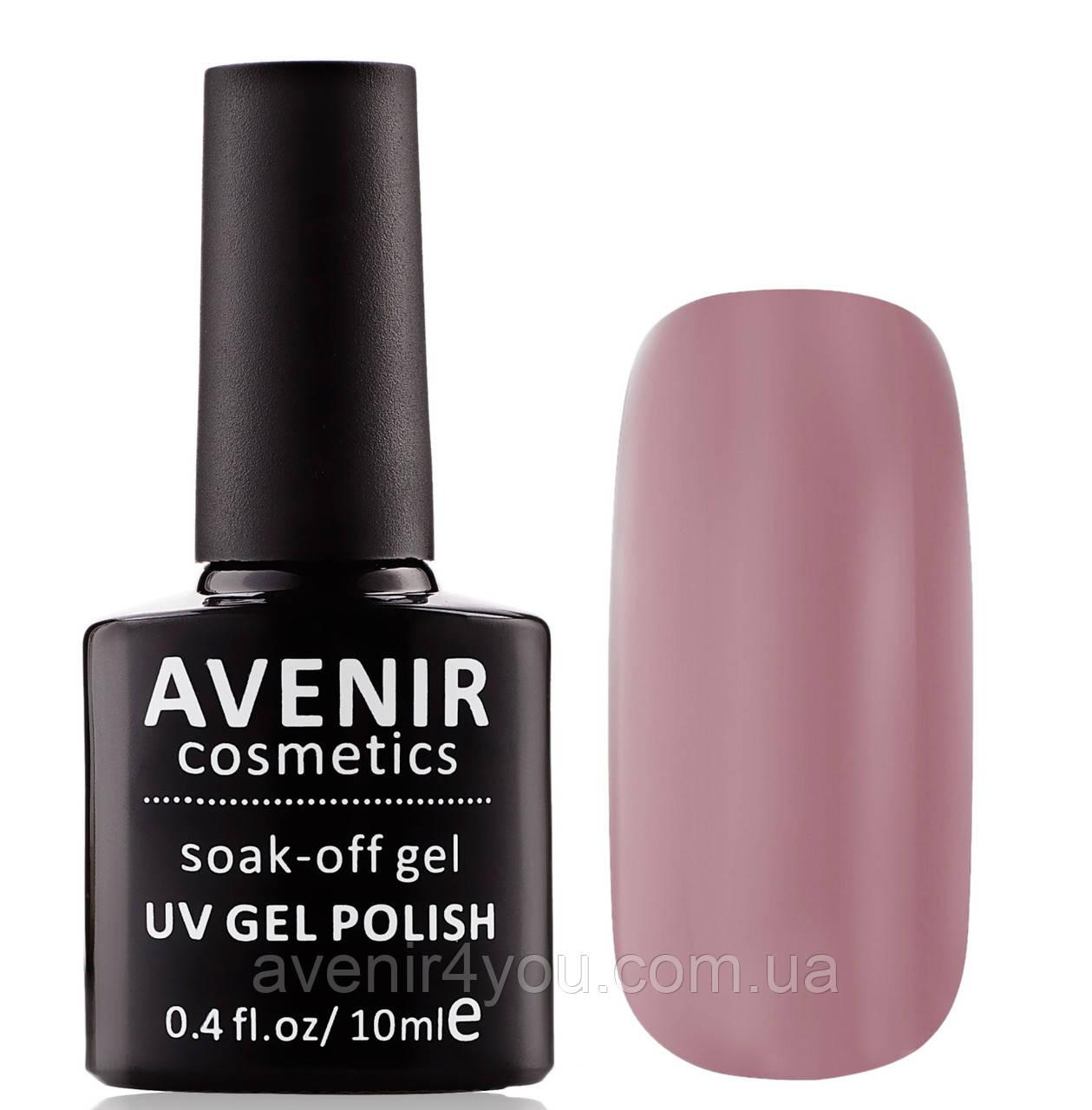 Гель-лак AVENIR Cosmetics №30. Кофейная слива