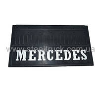 Брызговик тисненный MERCEDES 650х350