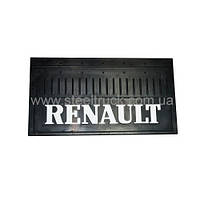 Брызговик тисненный RENAULT 500 x 370 Украина