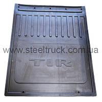 Брызговик тисненый TIR 400*500mm
