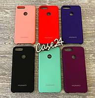 Чехол Soft touch для Huawei Honor 9 Lite (6 цветов)