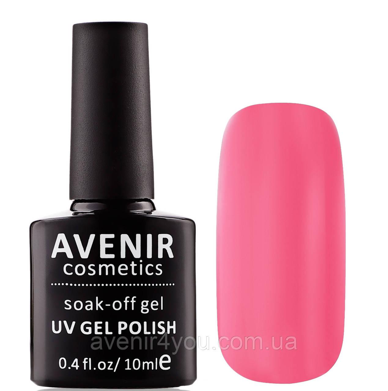 Гель-лак AVENIR Cosmetics №37. Кукольный розовый